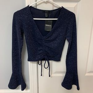 FOREVER 21 - Long sleeved top